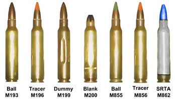 Ammunition in Canada. Centerfire Rifle: .